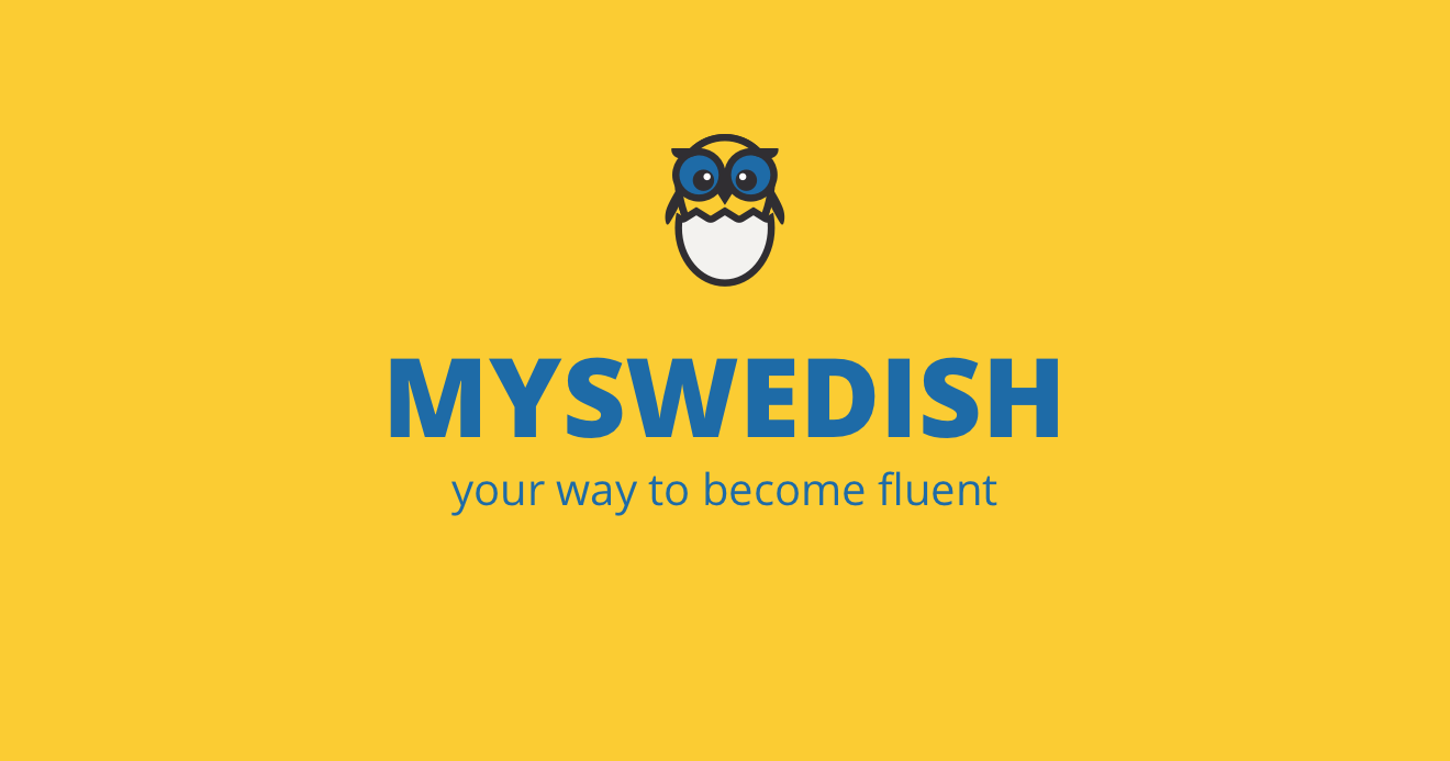 MySwedish cover photo