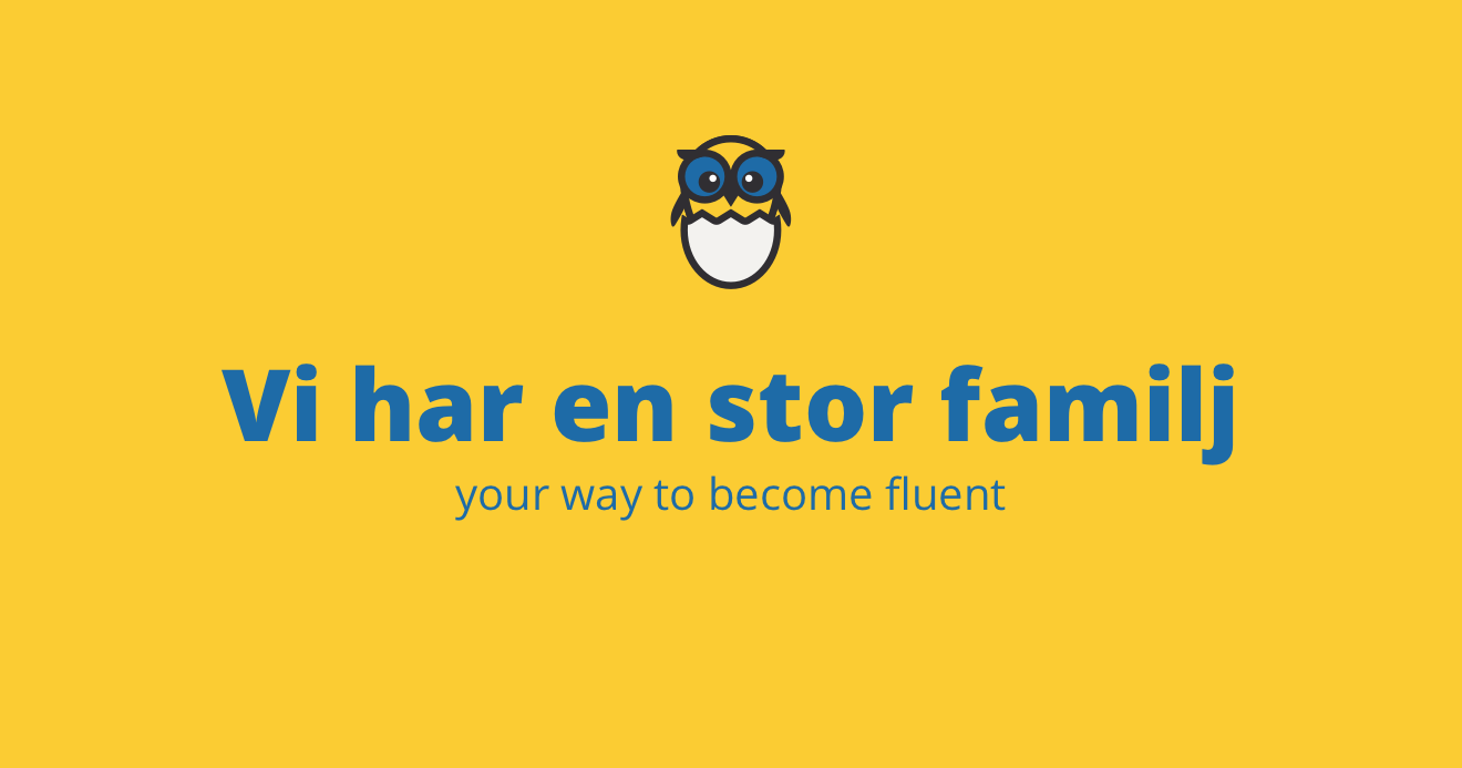 MySwedish-lesson-19-family