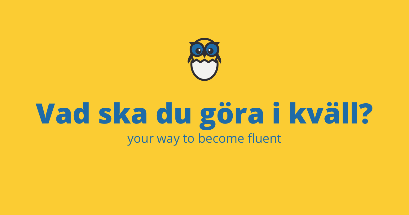 Lesson 34 | Future tenses in Swedish I