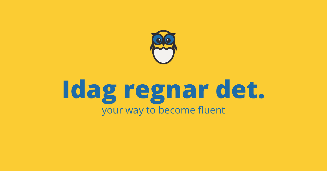 Lesson 51 | Word order in Swedish